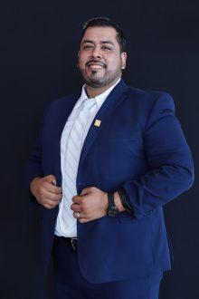 Arq. Sergio Israel Aguilar Méndez